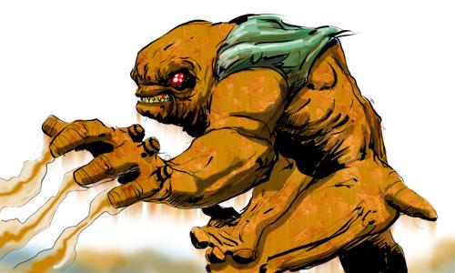 image du monstre